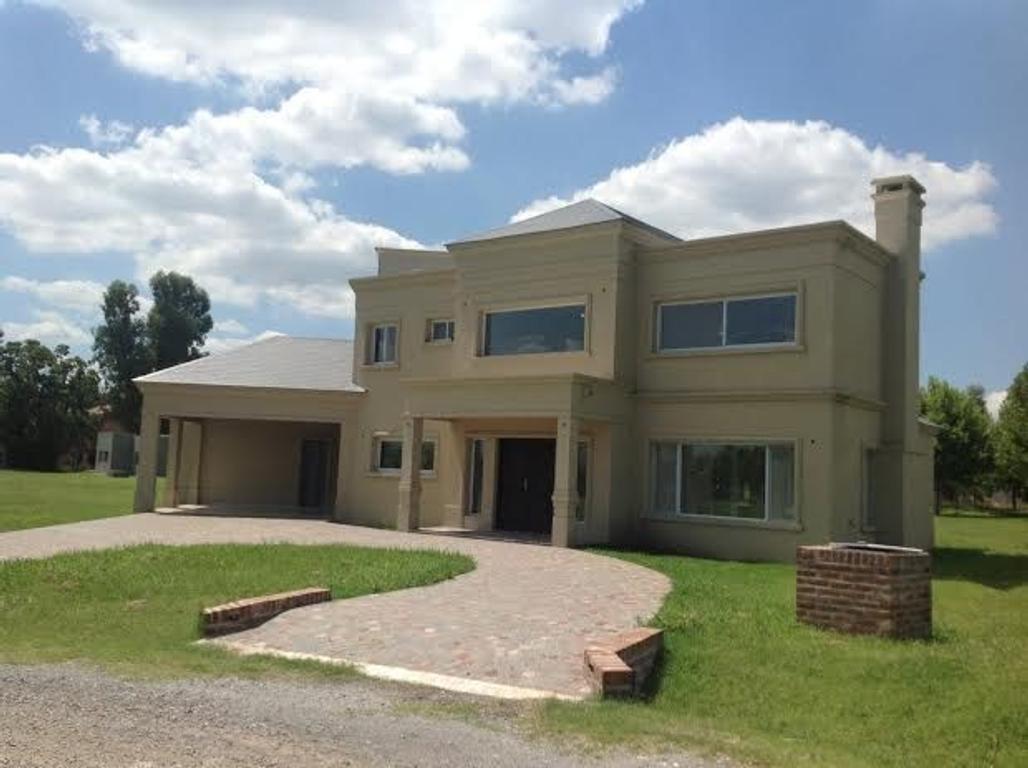 Casa Quinta  en venta o Alquiler  en El Nacional, General Rodriguez - OES0501_LP81235_1