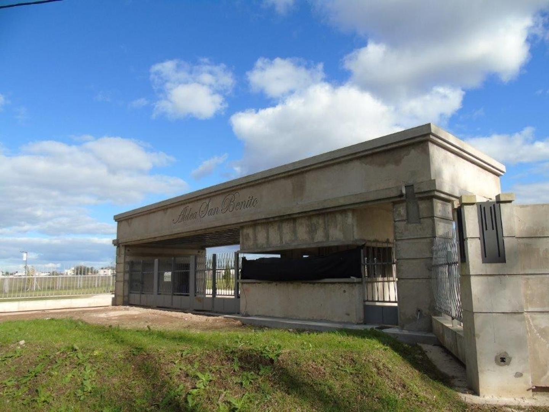 Terreno en venta en City Bell en  31 e/ 479 y 480 UF 10  Barrio San Benito