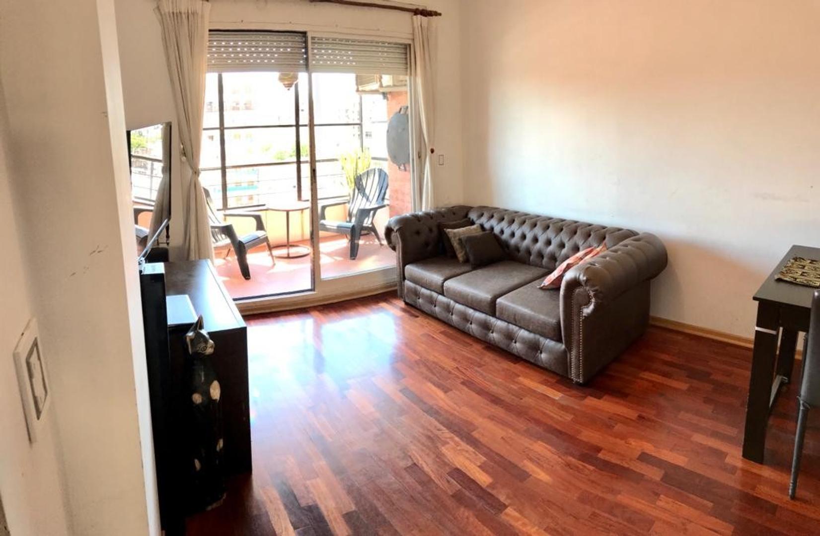 Departamento - 54 m² | 2 dormitorios | 20 años