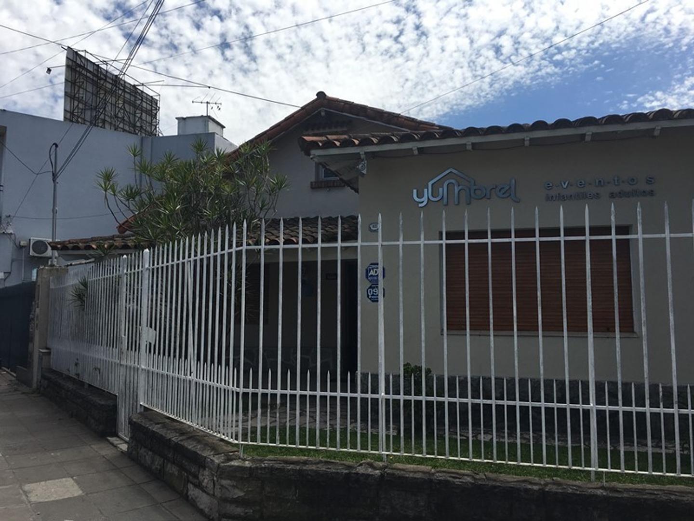 CHALET SALON DE FIESTAS