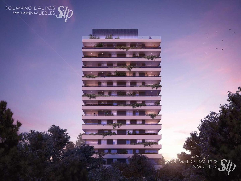 Monoambiente de 34 m2 con balcón - La Lucila