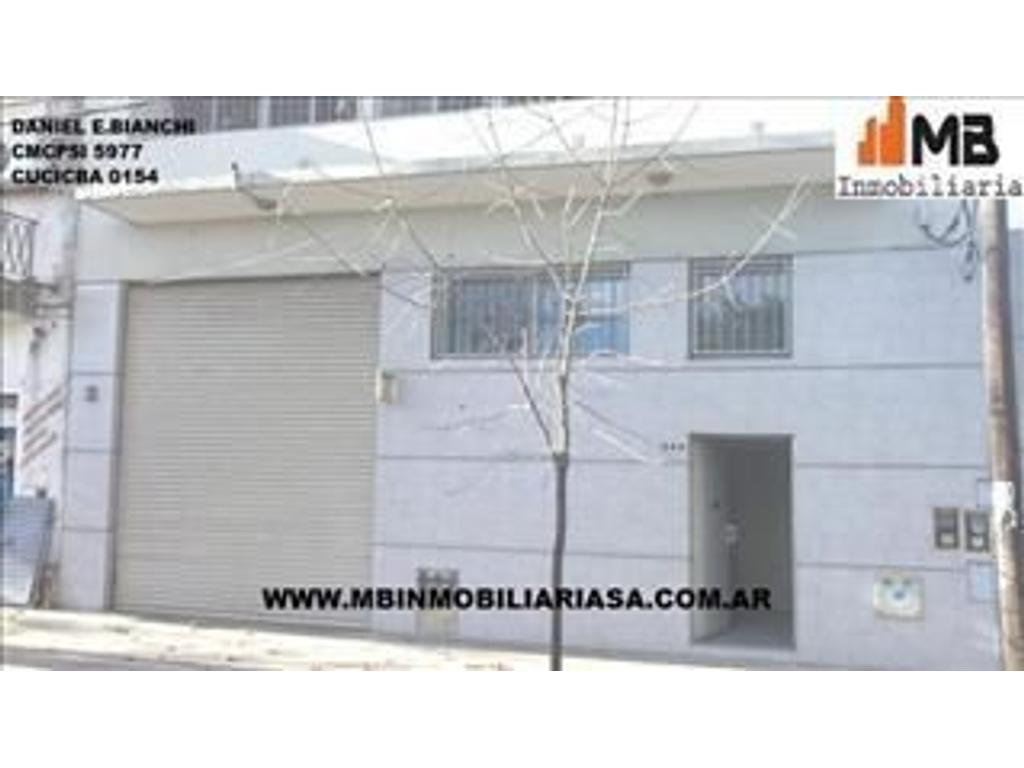Villa Adelina venta fabrica a estrenar en Martín Rodriguez al 900