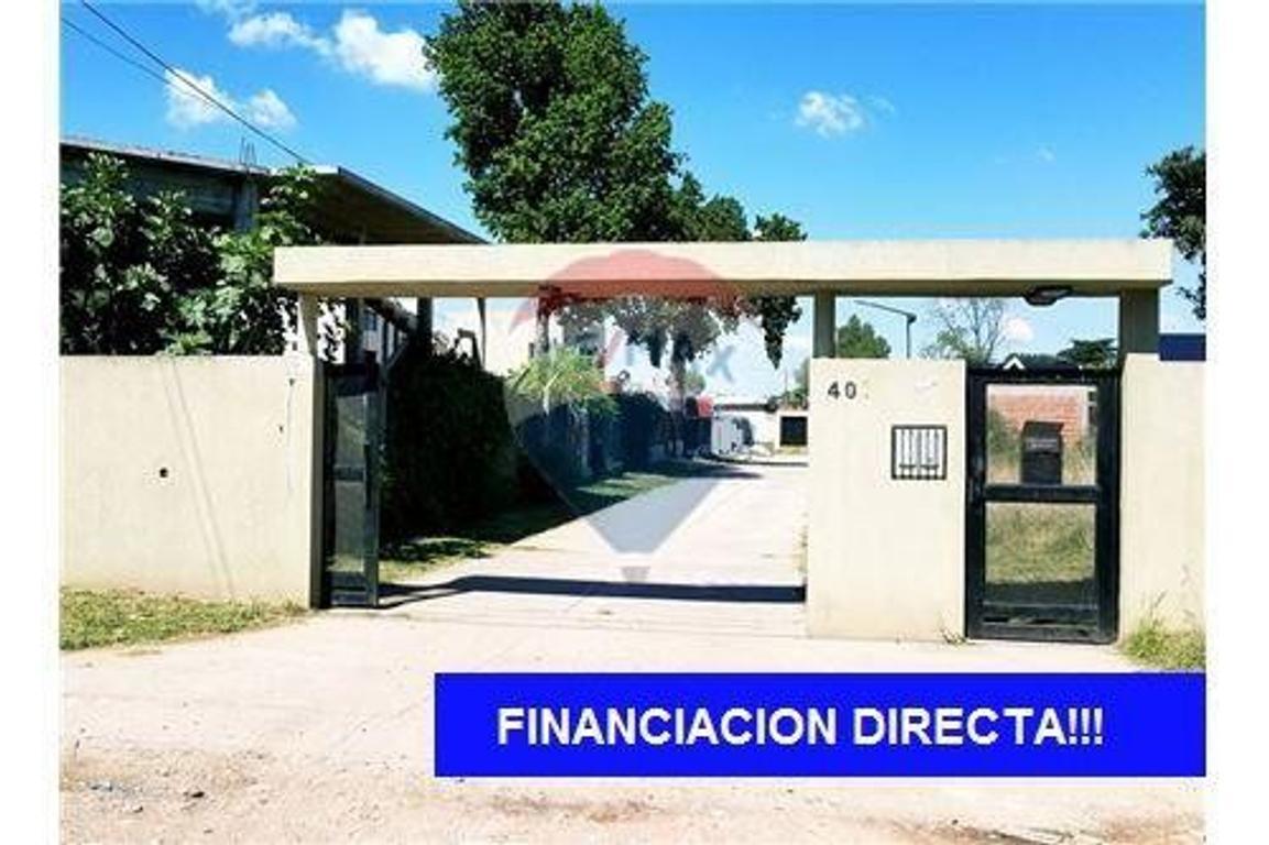 OPORTUNIDAD,LOTE,BARRIO CERRADO,FINANCIA DIRECTO