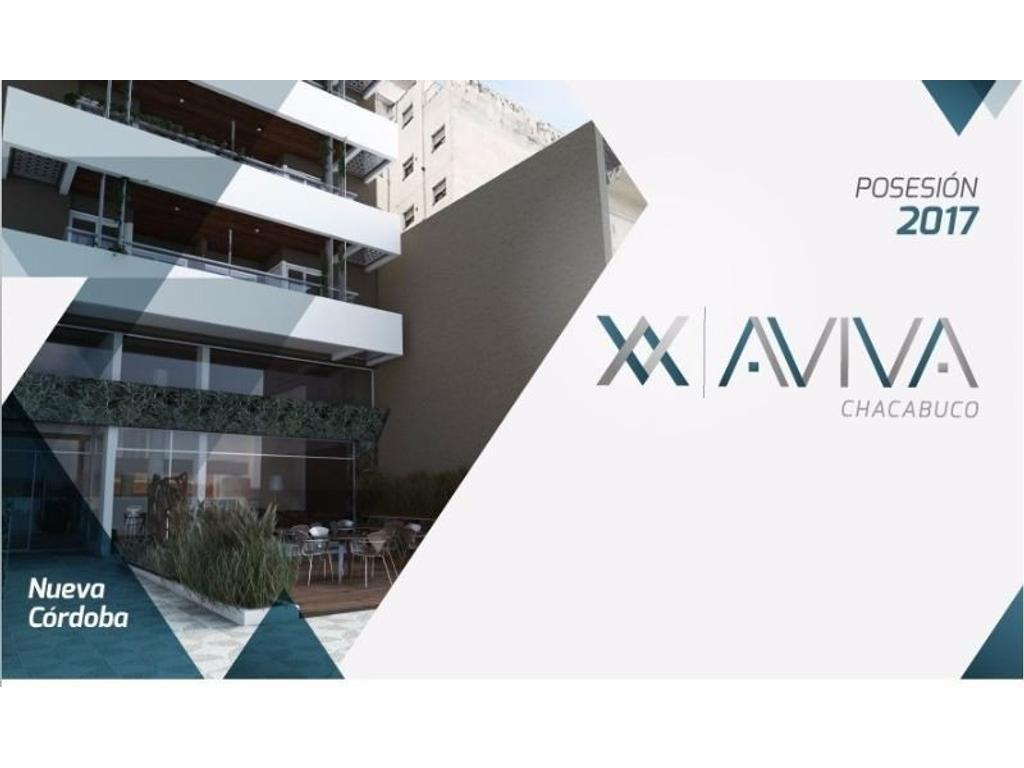 Departamentos en Construcción 1 Dormitorio – Nueva Córdoba – Bv. Chacabuco 432 – Financiación!