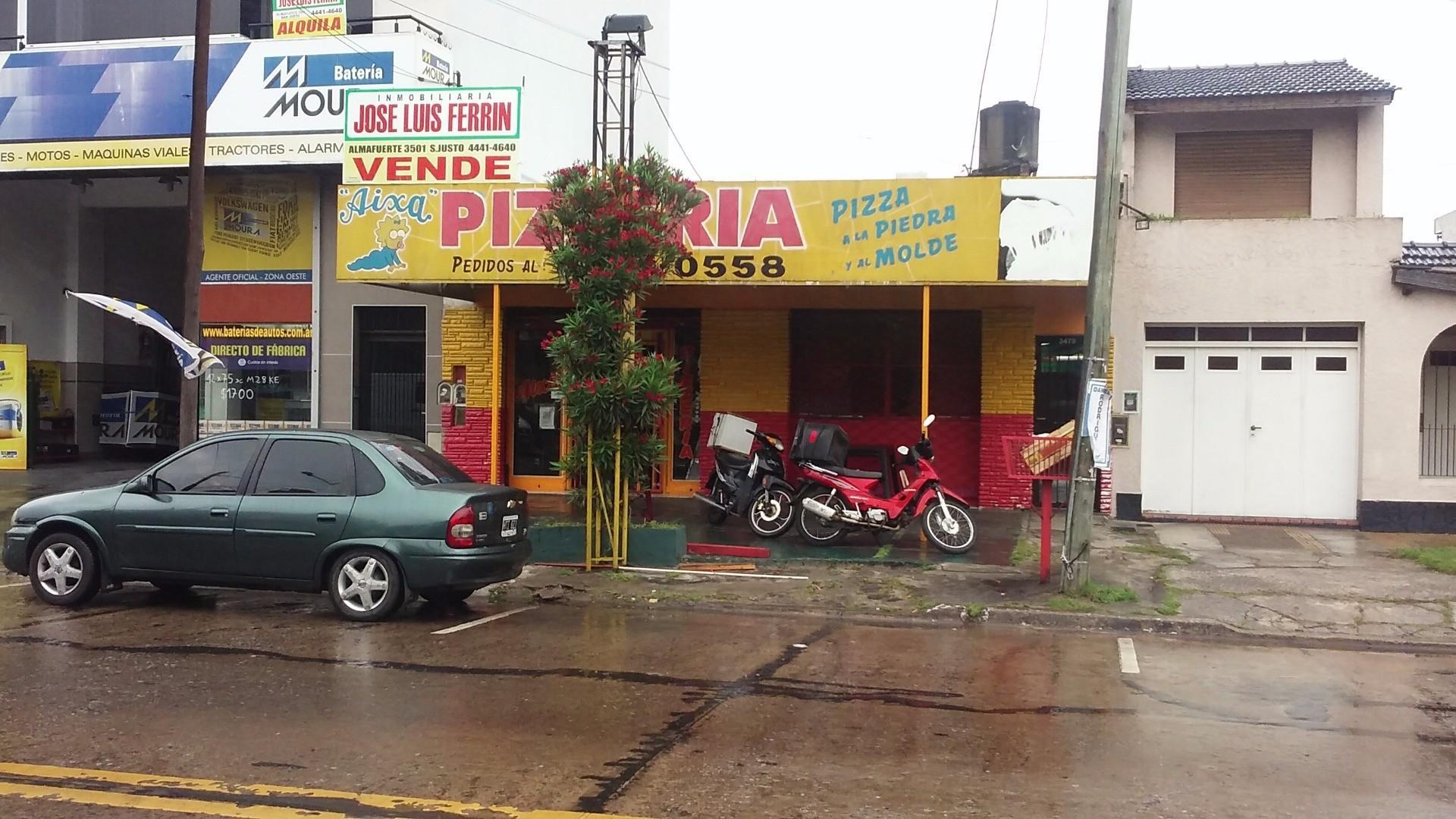 Casa + Local en venta San Justo