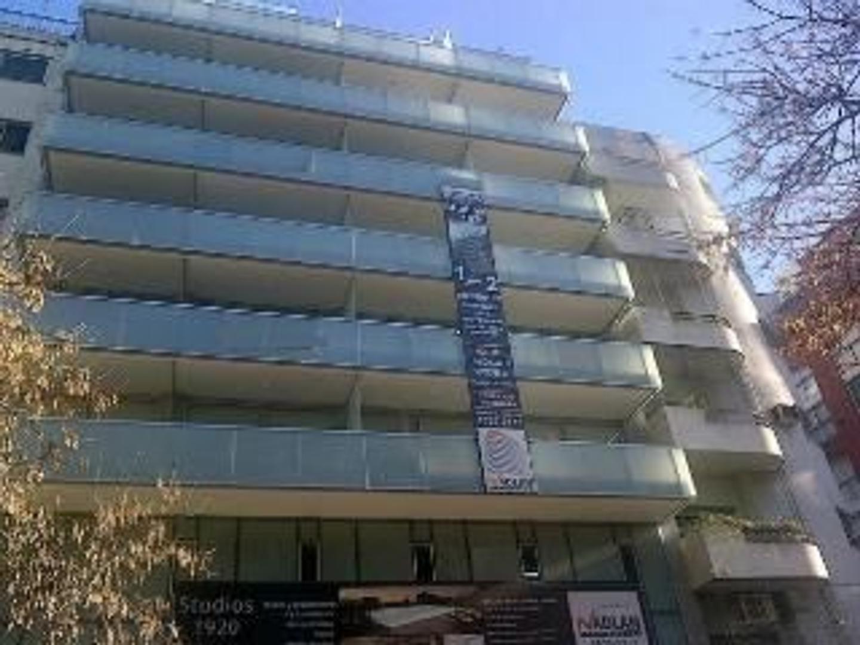 Palermo venta 2 ambientes 73 m2 la frente apto profesional con 2 balcones amenities Aire acondic.
