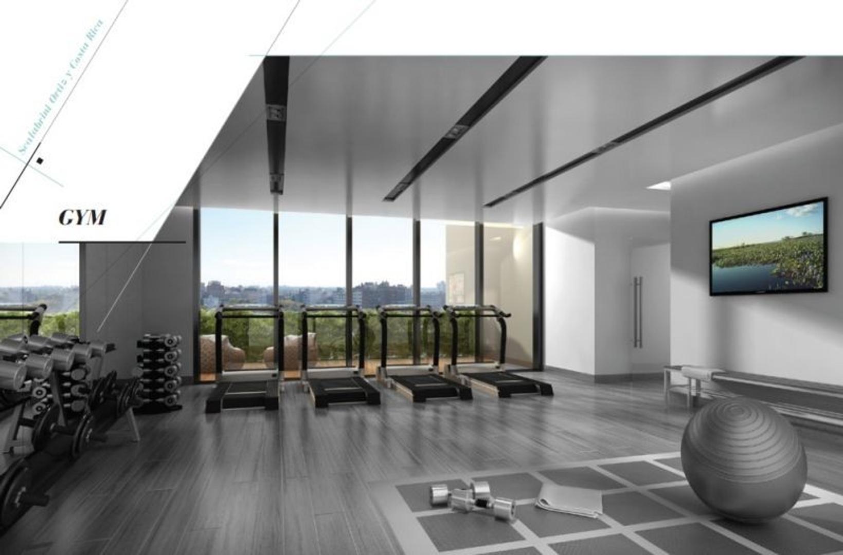 Departamento - 67 m² | 2 dormitorios | Frente