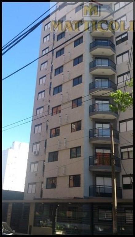 Dto. 3 ambientes al frente a ESTRENAR!!! con Balcón y 2 Baños!!!