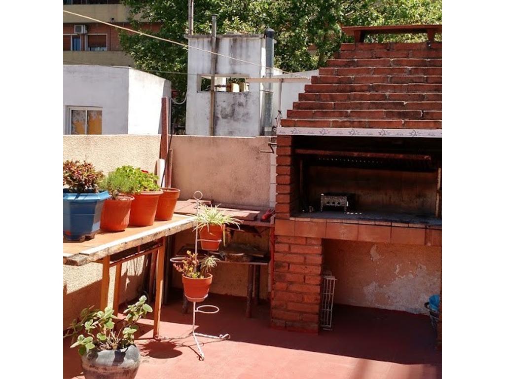 Excelente ph 1°P 4 amb 2bñ terraza con parrilla whatsapp 15-3226-1616