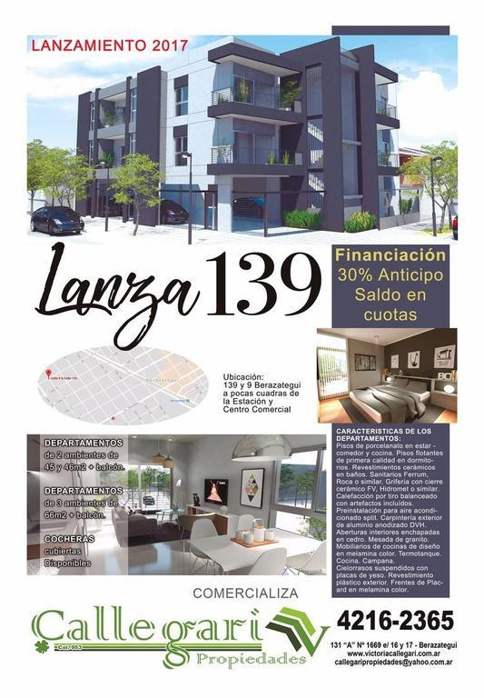 LANZA 139