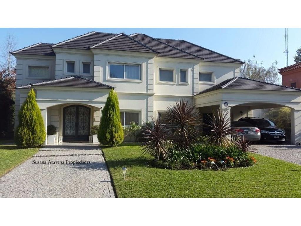 Casa en venta en susana aravena propiedades la lomada for Inmobiliaria la casa