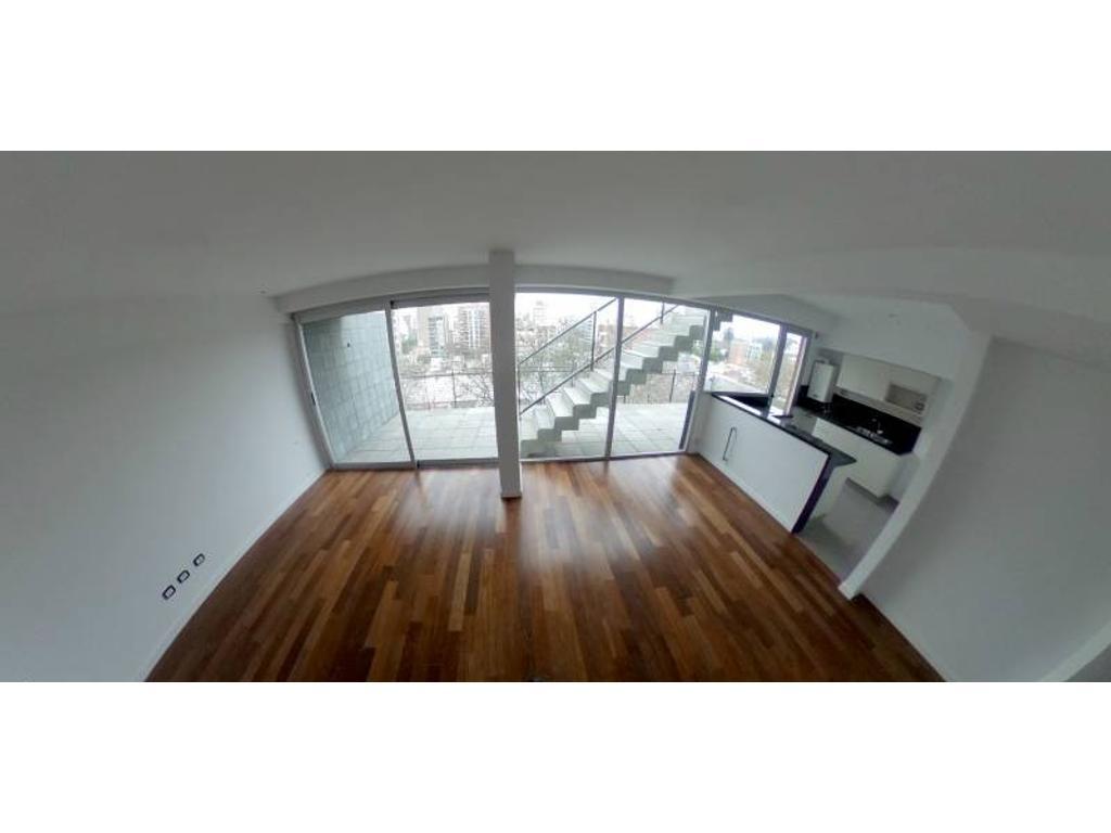 2 Dormitorios con Terraza Exclusiva y Cochera