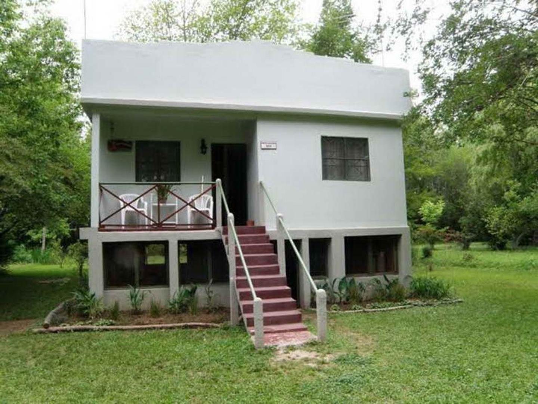 Venta de casa en el delta Arroyo Caraguatá