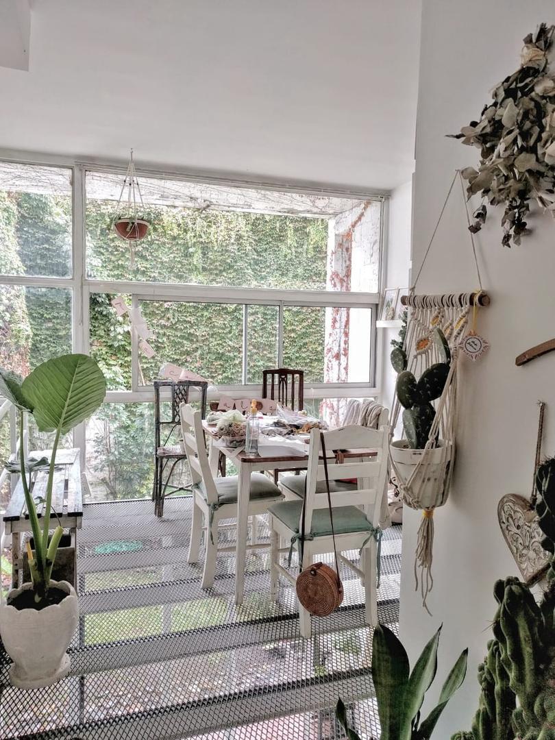 Duplex en PH luminoso SIN expensas con garage y jardin en Palermo Soho. - Foto 19