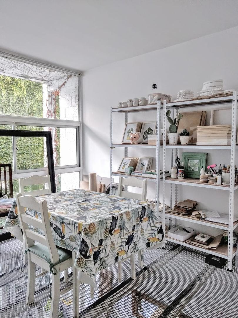 Duplex en PH luminoso SIN expensas con garage y jardin en Palermo Soho. - Foto 17