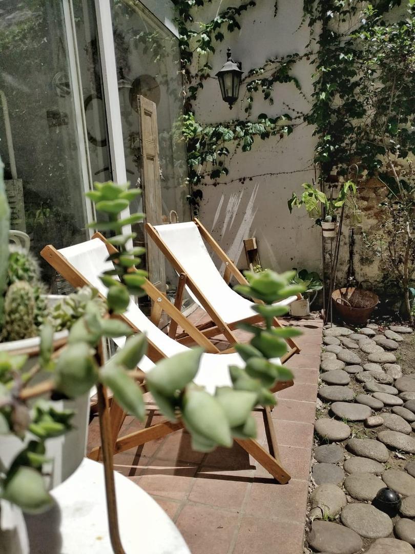 Duplex en PH luminoso SIN expensas con garage y jardin en Palermo Soho. - Foto 4