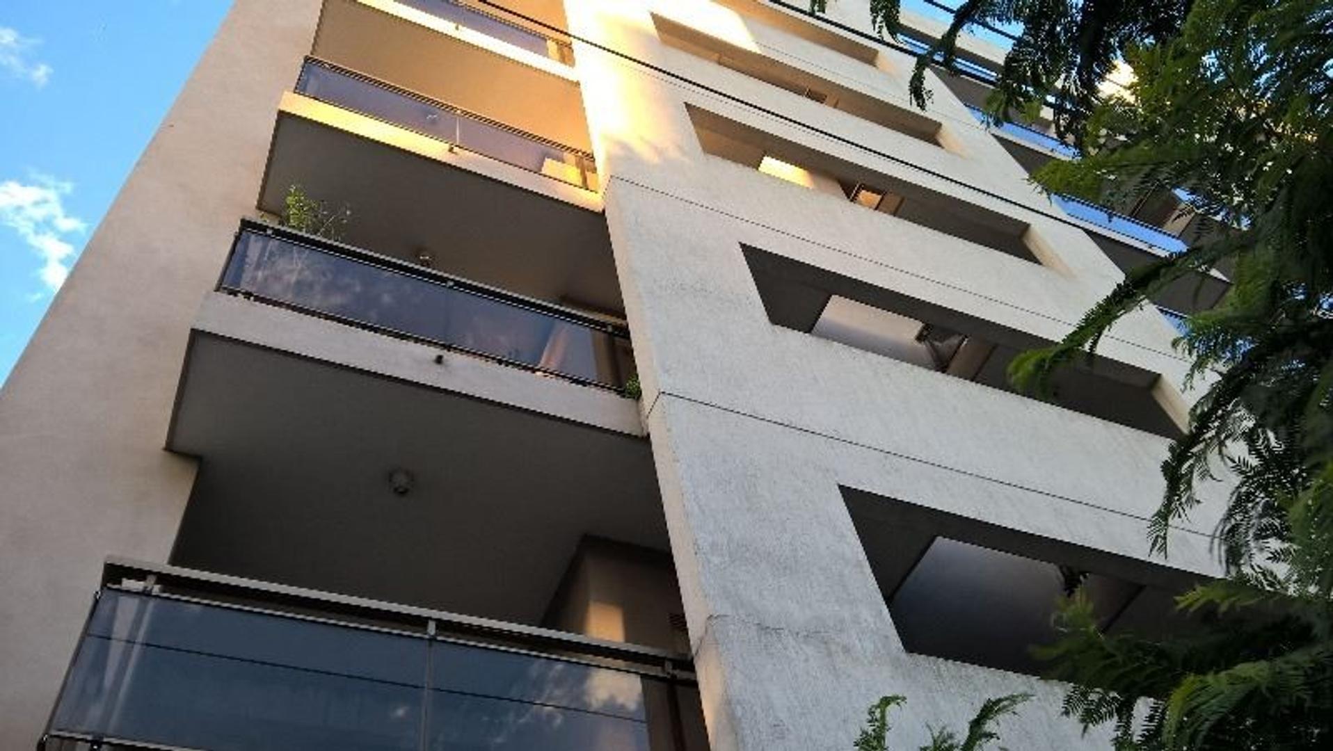 duplex nuevo en 6° piso con doble cochera -