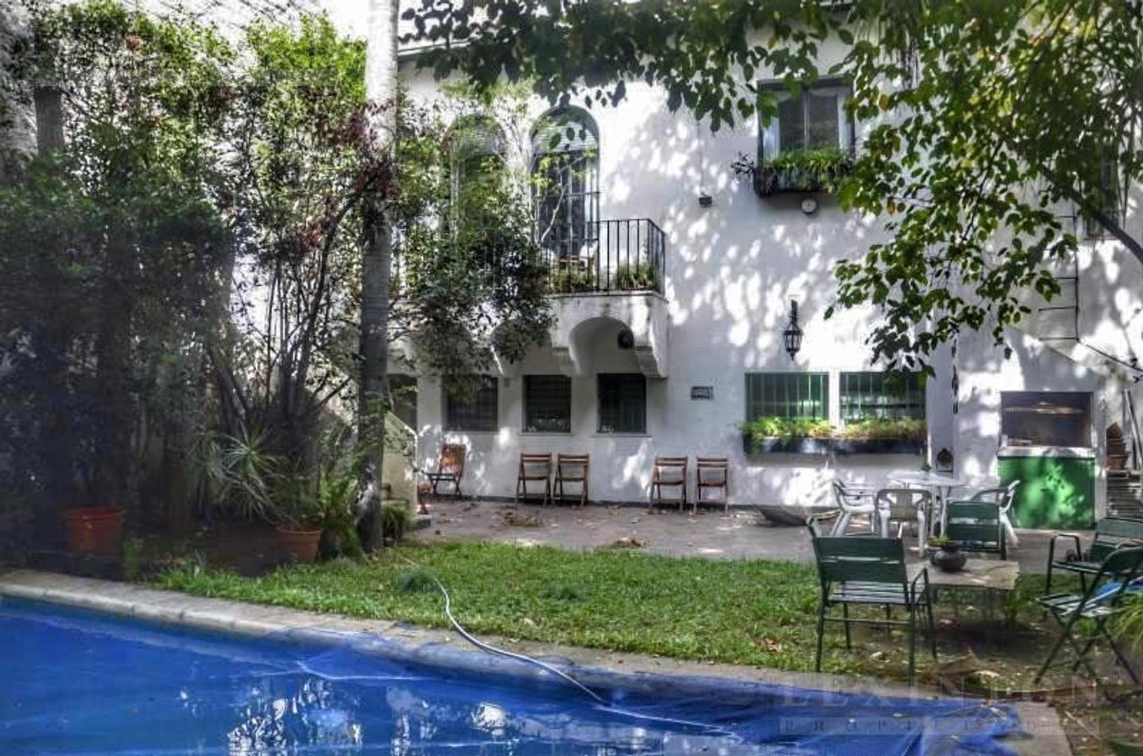 Casas en Villa Urquiza