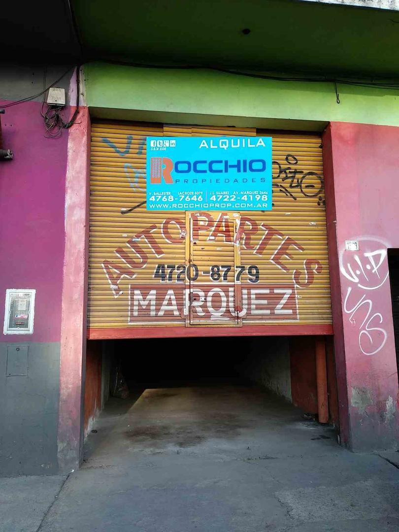 Local en Alquiler en Jose Leon Suarez