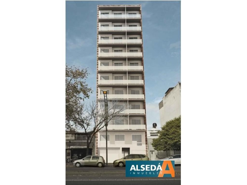Departamento 2 dormitorios Pellegrini 3841 Echesortu! entrega en agosto 2019
