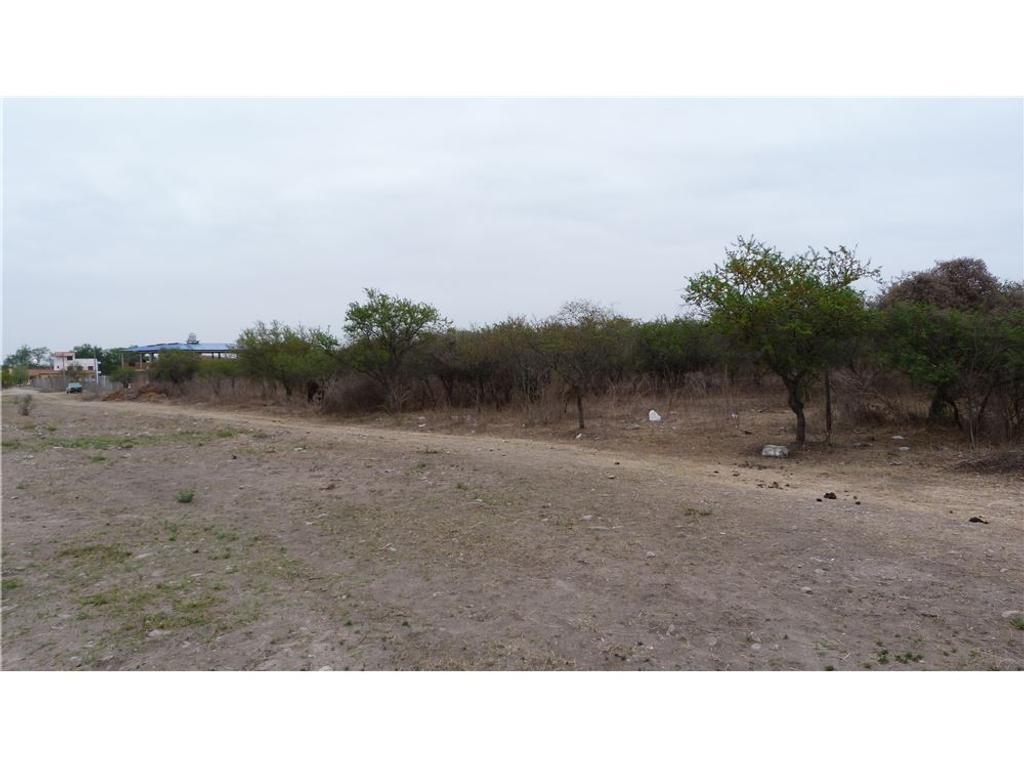Importante terreno a la venta en San Luis