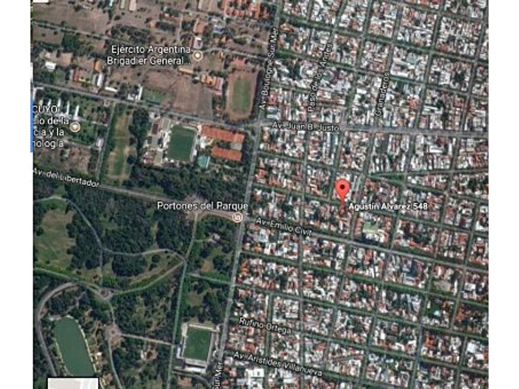 Casa Señorial en Mendoza quinta sección