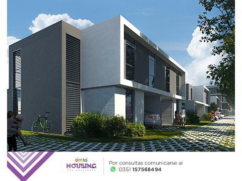 Casas en Housing del Boulevard