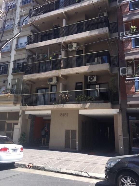 2 ambientes con balcon al frente. Terraza comun con quincho y parrilla ( Suc.Urquiza 4521-3333 )