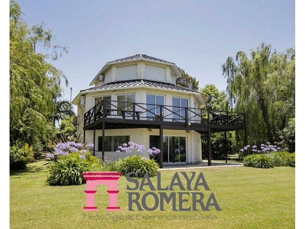 Casa - Alquiler - Argentina, Tigre - Isla Santa Monica 100