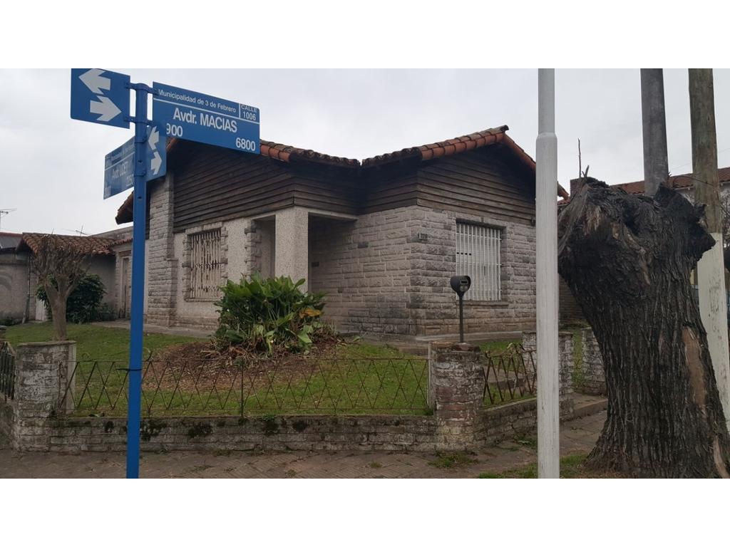 Casa en venta en aviador macias 6800 ciudad jardin del for Casa en ciudad jardin
