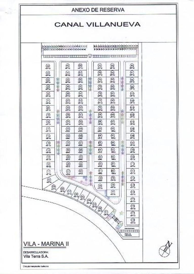 VILA MARINA II lote DE 400 M2