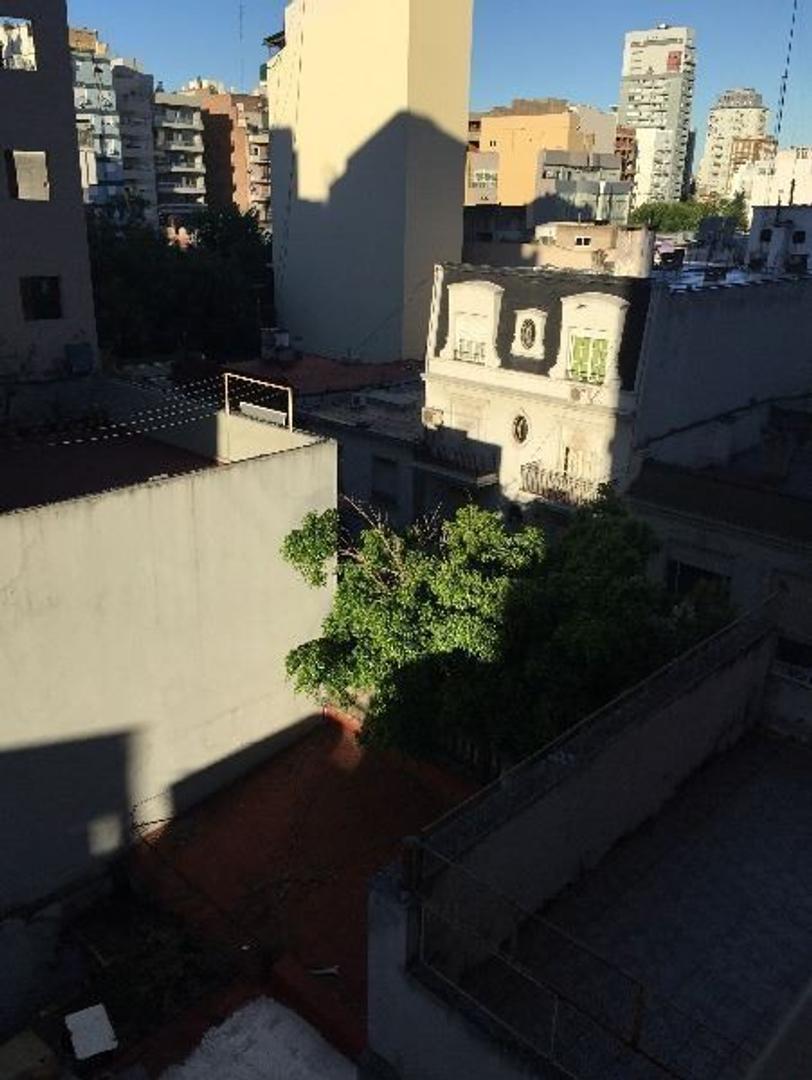 Departamento en Villa Crespo con 2 habitaciones