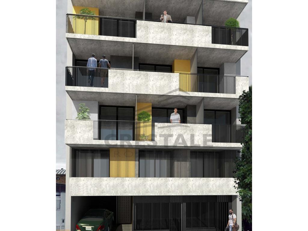 Urquiza y Ovidio Lagos - Departamento 1 dormitorio a la venta