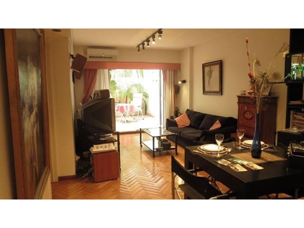 Av. Santa Fe 2721 piso 1ro B, 4 amb en venta.-