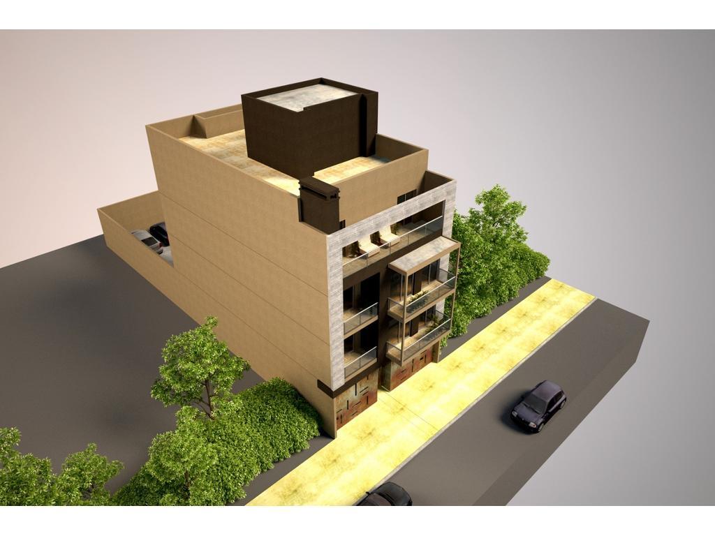 PH de 2 ambientes con balcon en Pozo