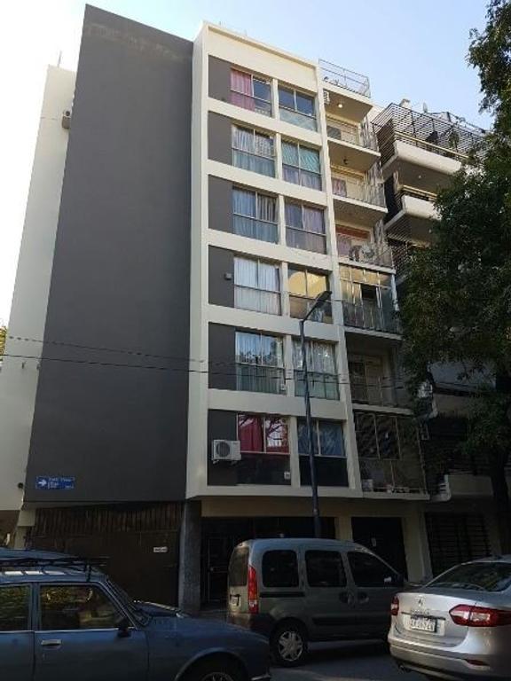 Departamento de 2 ambientes - 41,82 m2
