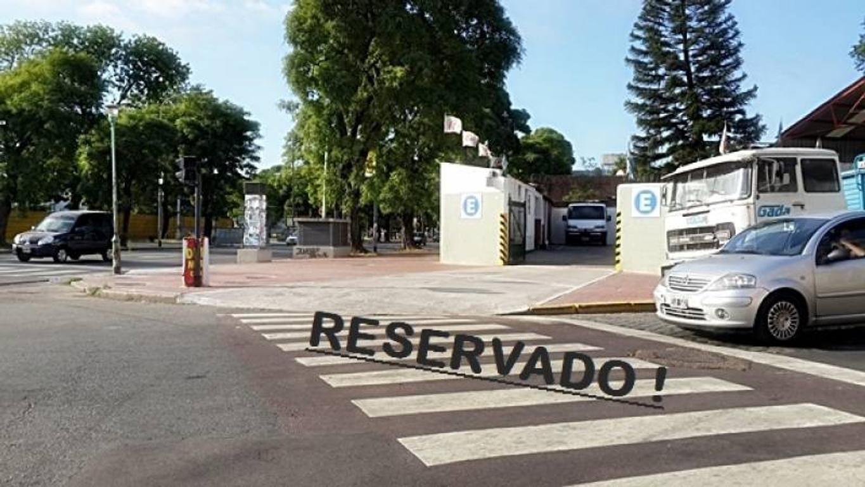 RESERVADO !!!! / DISTRITO TECNOLOGICO. SUBTE EN LA PUERTA LOTE DE 1335 M2 PARA CONSTRUIR 4970 M2 AP