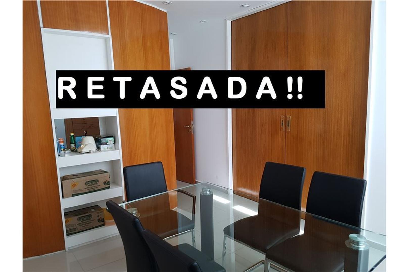 VENTA OPORTUNIDAD Oficina Reconquista y Corrientes