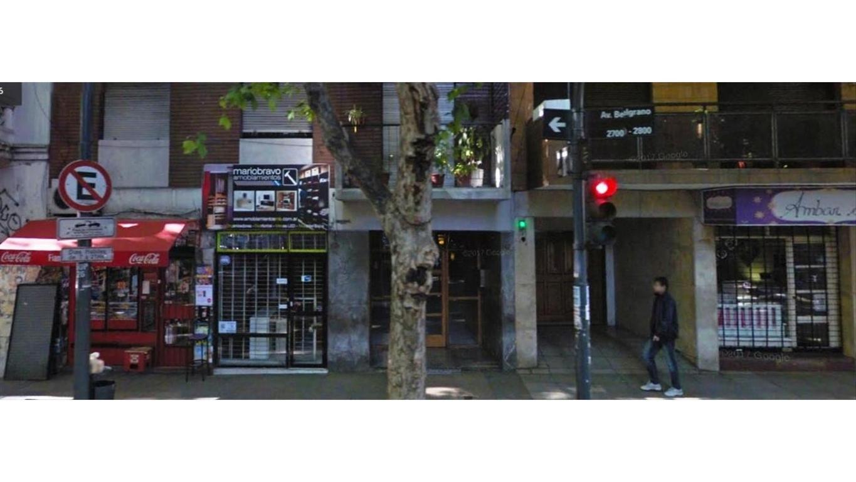 Balvanera - 2 Ambientes c/ Patio - Av. Belgrano 2600
