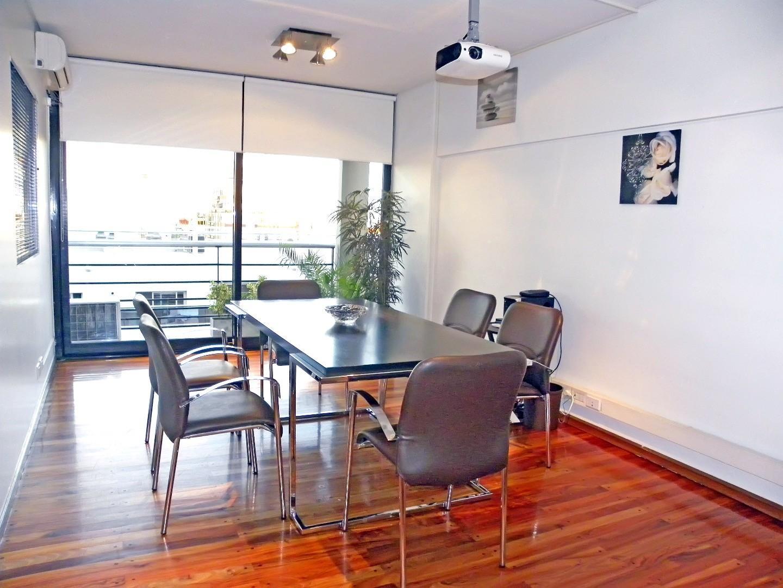Oficinas Av Libertador 7820 9º, Dueño, +Luz, Full Equipada