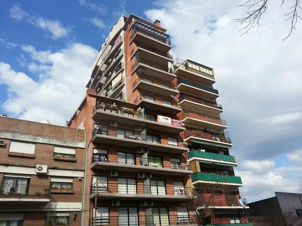 Penth house de dos dormitorios c/cochera