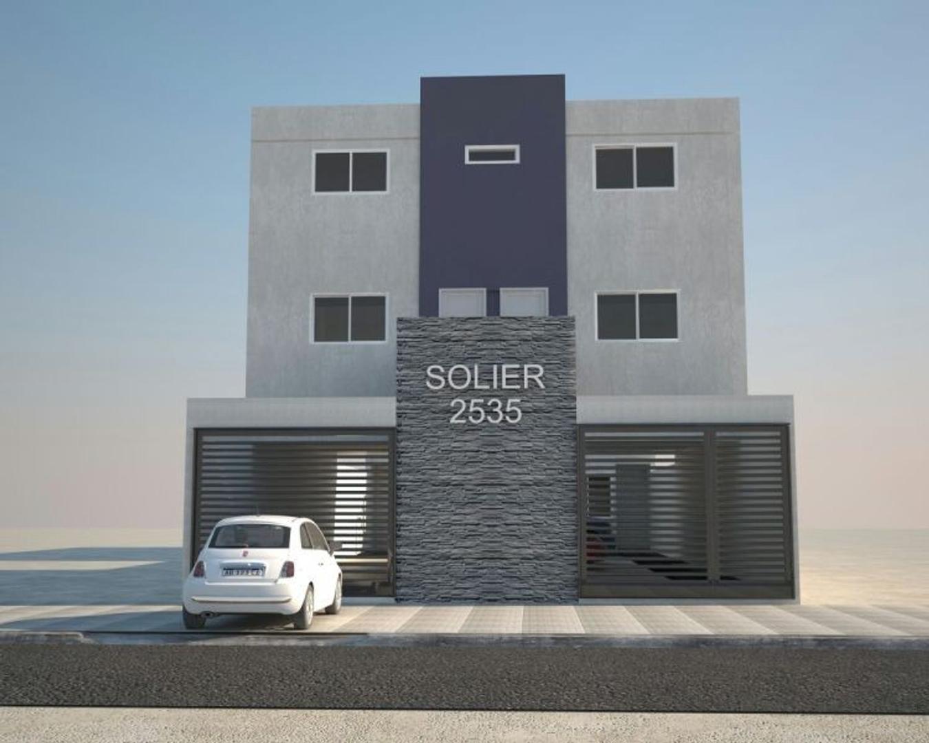 XINTEL(EMI-EMI-6) venta  ph de pozo, 3 ambientes cochera , Solier 2535 , Saran