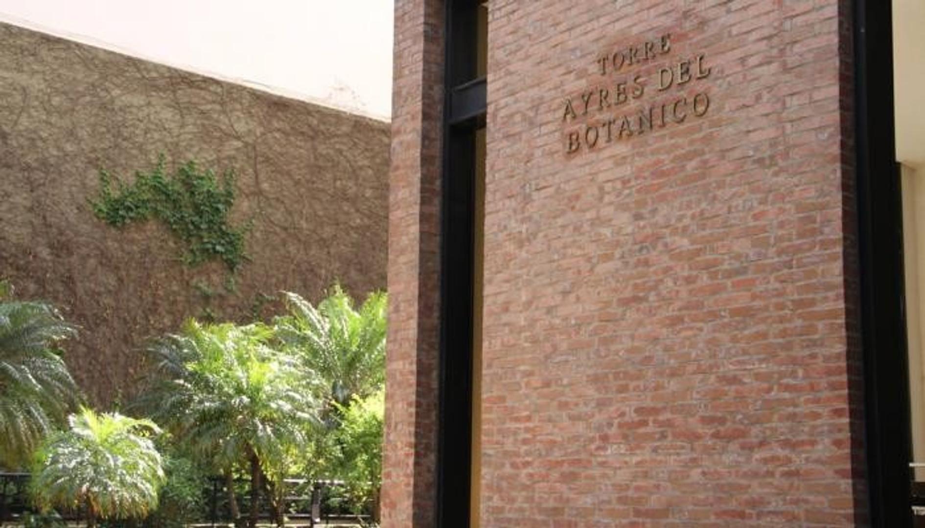 Departamento en Alquiler en Botanico - 3 ambientes