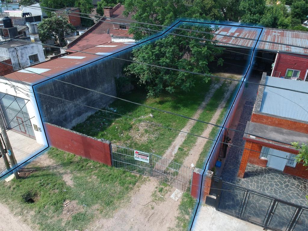 LOTE en Venta, Escobar a 1 cuadra y media de Av. San Martín.