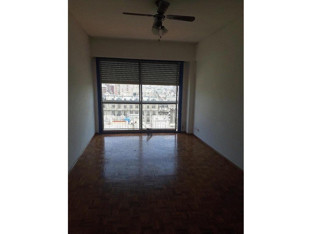 alquilo excelente 2 amb. piso 16-vista sol-cacina amplia y lavdero