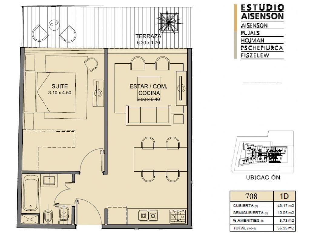 Departamento - Venta - Av. del Libertador 2400 - PRO0234_LP109770_3
