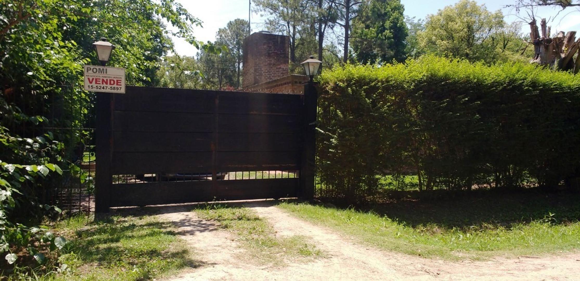B° ROBLES DEL MONARCA PILAR (km 48)  LOS PLÁTANOS Y BLANES CASA EN UNA PLANTA  3 dorm. CON PILETA  - Foto 22