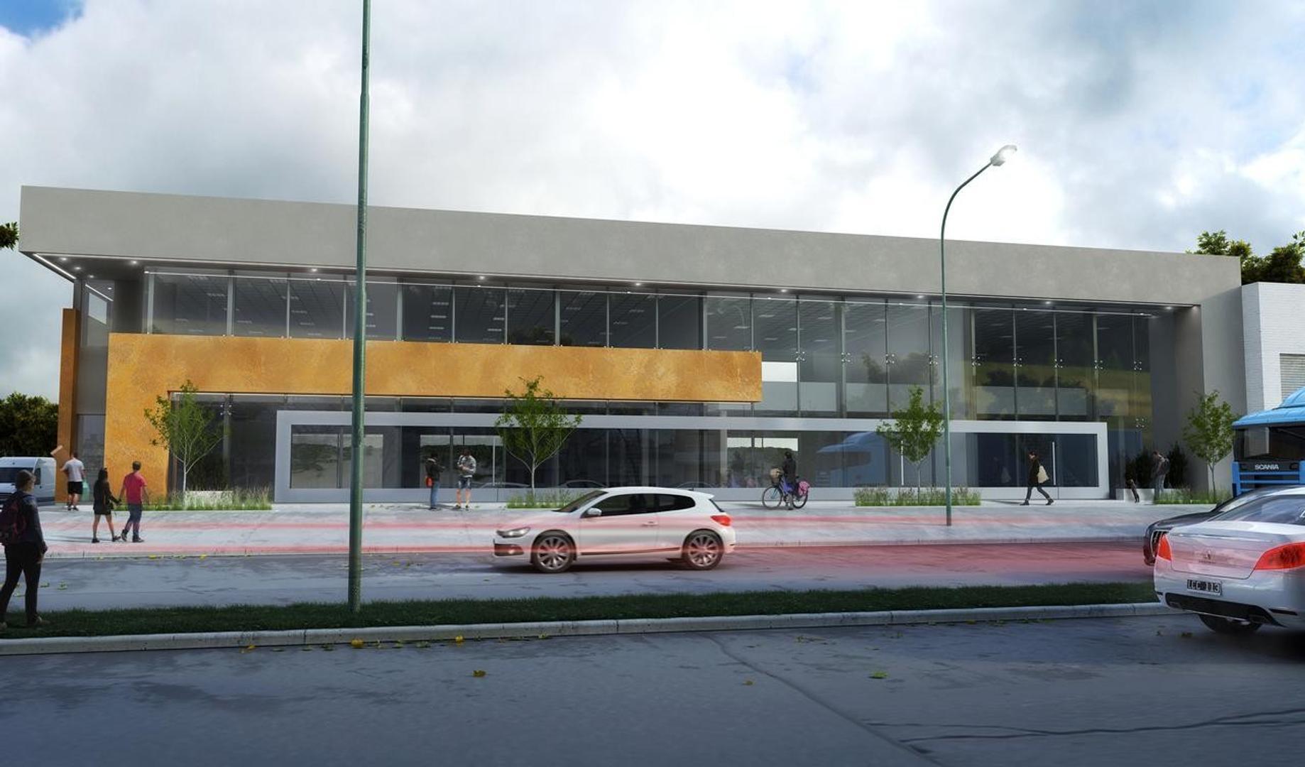Local en alquiler en La Plata en Av 44 esq. 144 Dacal Bienes Raices