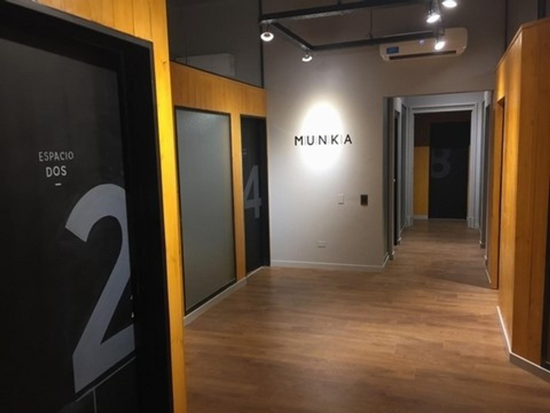 MUNKA oficinas temporales privadas en microcentro