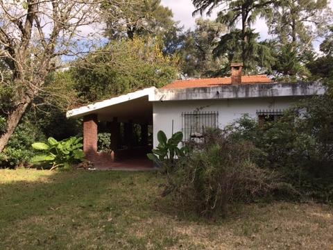 urgente Casa Quinta 2500 m2  en la reja